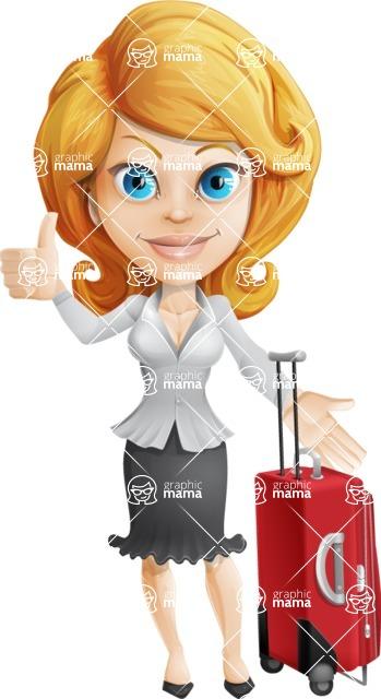 Linda Multitasking - Travel 1