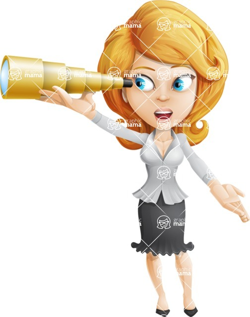 Linda Multitasking - Telescope