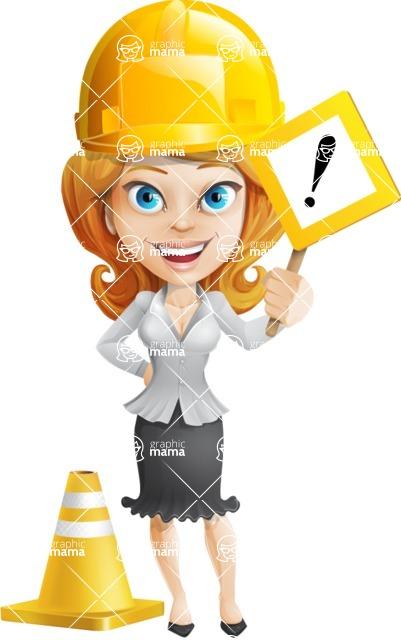 Linda Multitasking - Under Construction 1
