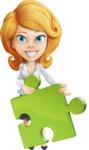 Linda Multitasking - Puzzle