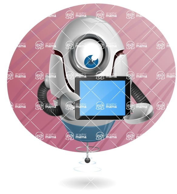 cyclop vector character by GraphicMama - Shape9