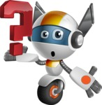 robot vector cartoon character design - OWAF - Question