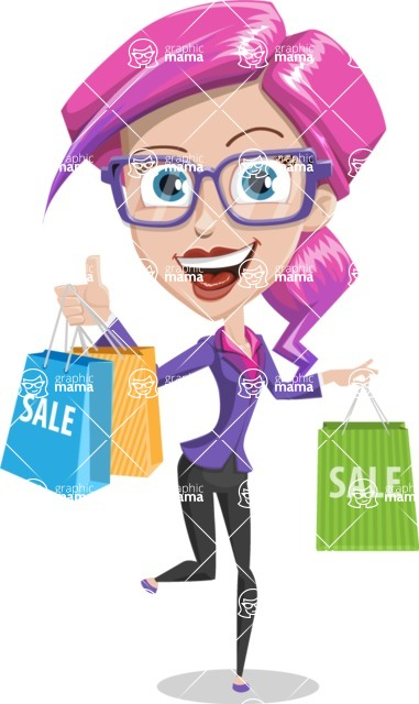 Pam the Lucky Charm: Ultra Violet Edition 2018 - Sale