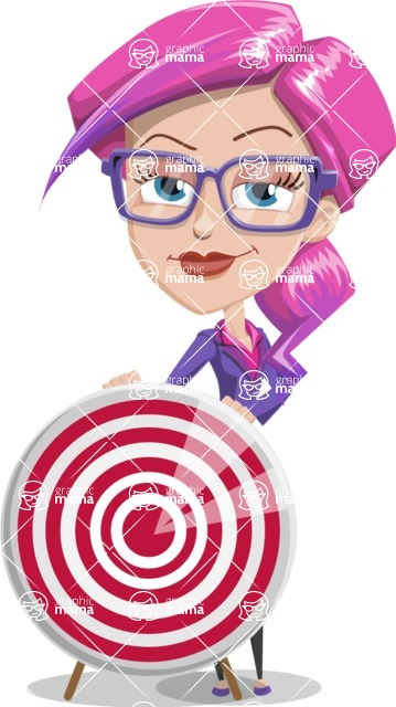 Pam the Lucky Charm: Ultra Violet Edition 2018 - Target