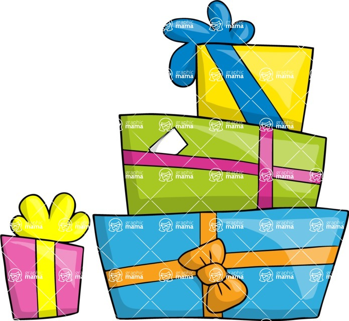 Party: Let's Have Fun - Birthday Gifts