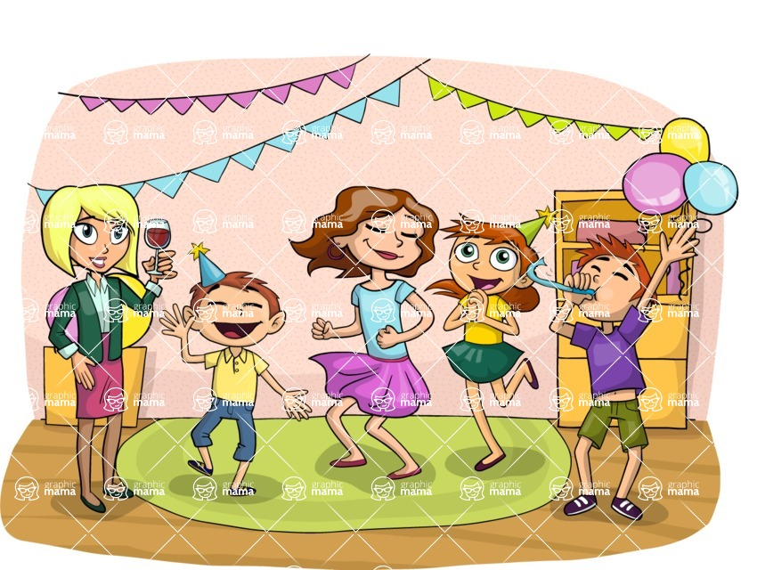 Party: Let's Have Fun - Party at Home