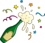 Party: Let's Have Fun - Champagne Bottle Popping