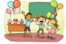 Party: Let's Have Fun - Classroom Party