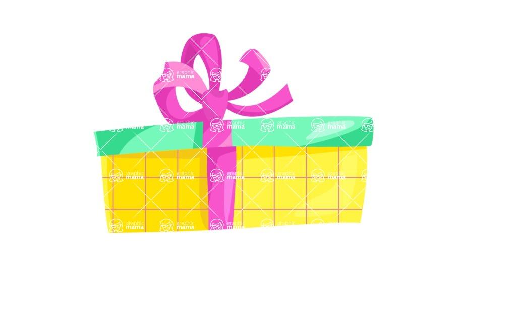 Party Vectors - Mega Bundle - Gift Box 3