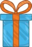 Square Flat Gift Box