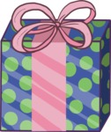 Birthday Vectors - Mega Bundle - Gift Box
