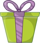 Birthday Vectors - Mega Bundle - Flat Gift Box