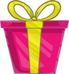 Birthday Vectors - Mega Bundle - Birthday Gift Box
