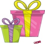 Birthday Vectors - Mega Bundle - Birthday Presents