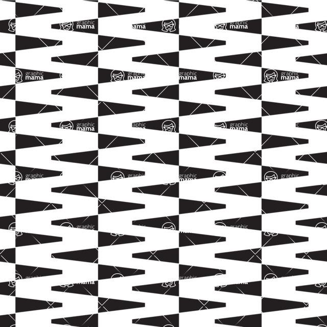 Seamless Pattern Designs Mega Bundle - Geometric Pattern 28