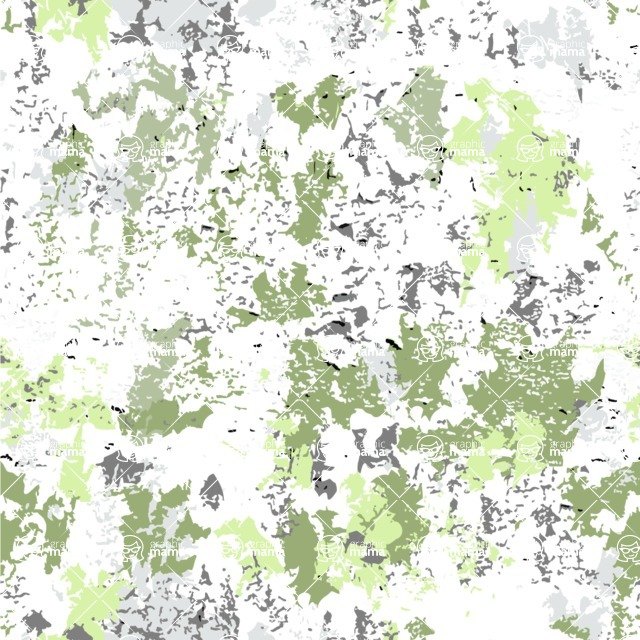 Seamless Pattern Designs Mega Bundle - Grunge Pattern 41