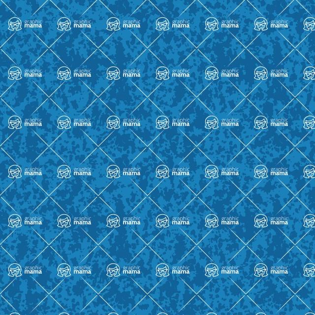 Seamless Pattern Designs Mega Bundle - Grunge Pattern 53