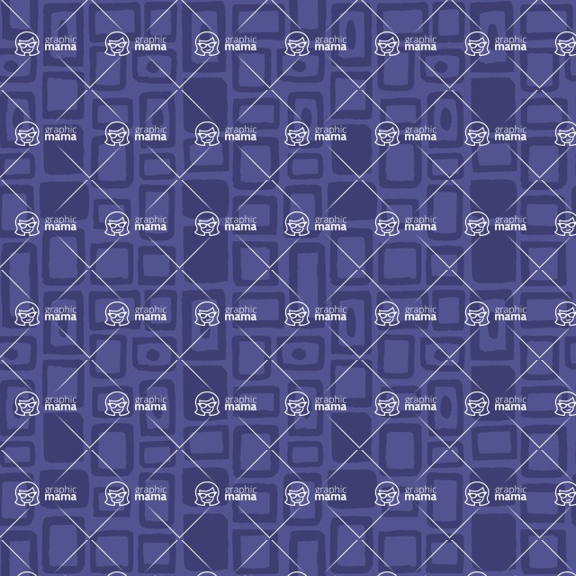 Seamless Pattern Designs Mega Bundle - Watercolor Pattern 51