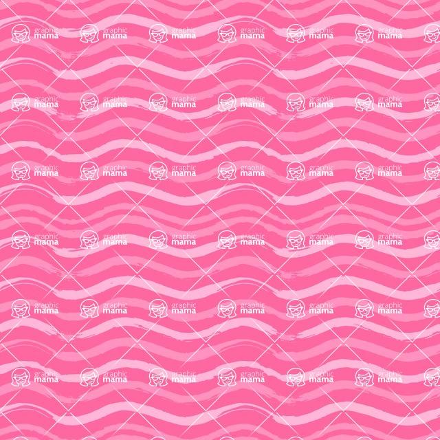 Seamless Pattern Designs Mega Bundle - Watercolor Pattern 52