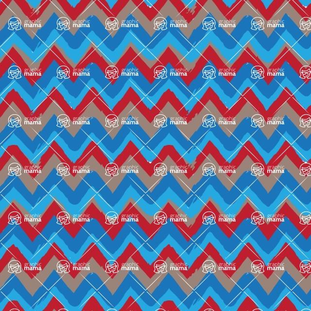 Seamless Pattern Designs Mega Bundle - Watercolor Pattern 68
