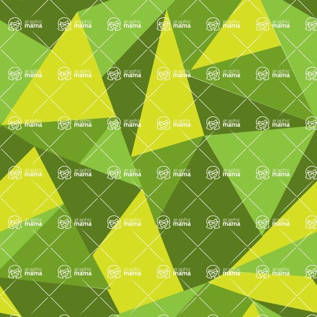 Seamless Pattern Designs Mega Bundle - Watercolor Pattern 70
