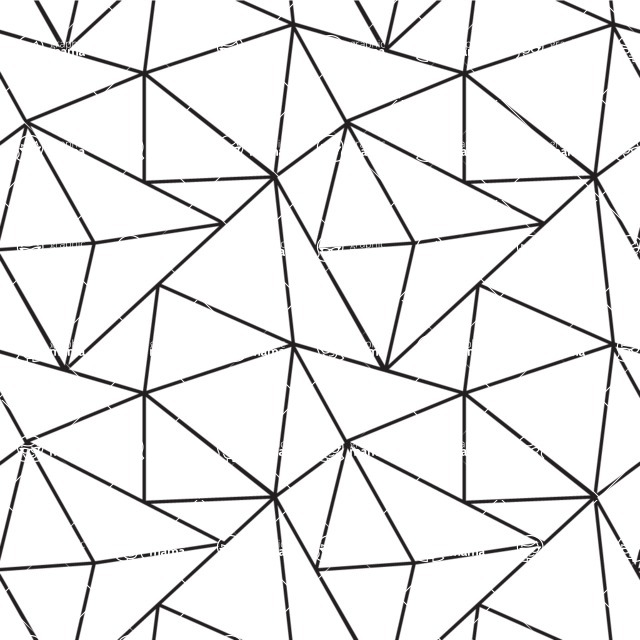 Seamless Pattern Designs Mega Bundle - Geometric Pattern 41