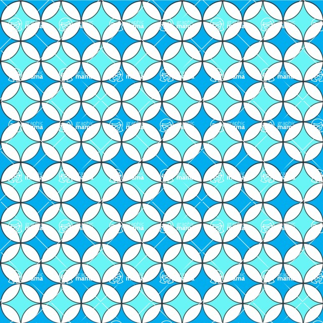 Seamless Pattern Designs Mega Bundle - Geometric Pattern 49