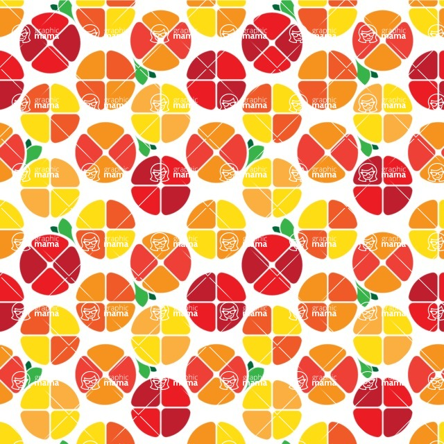 Seamless Pattern Designs Mega Bundle - Geometric Pattern 50