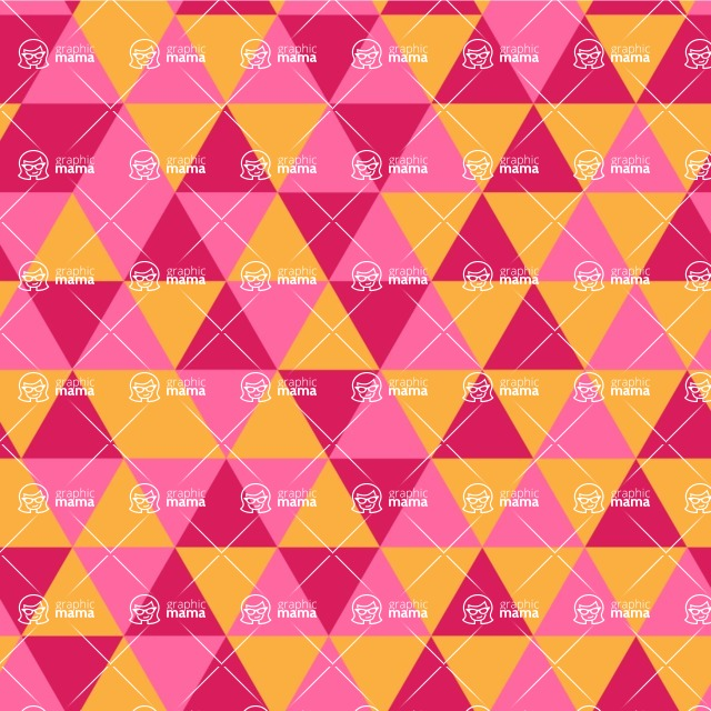 Seamless Pattern Designs Mega Bundle - Geometric Pattern 52