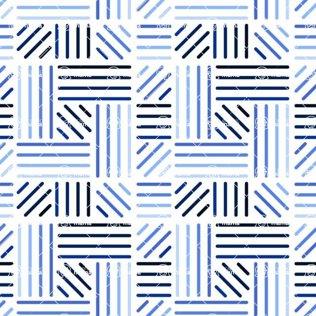Seamless Pattern Designs Mega Bundle - Geometric Pattern 65