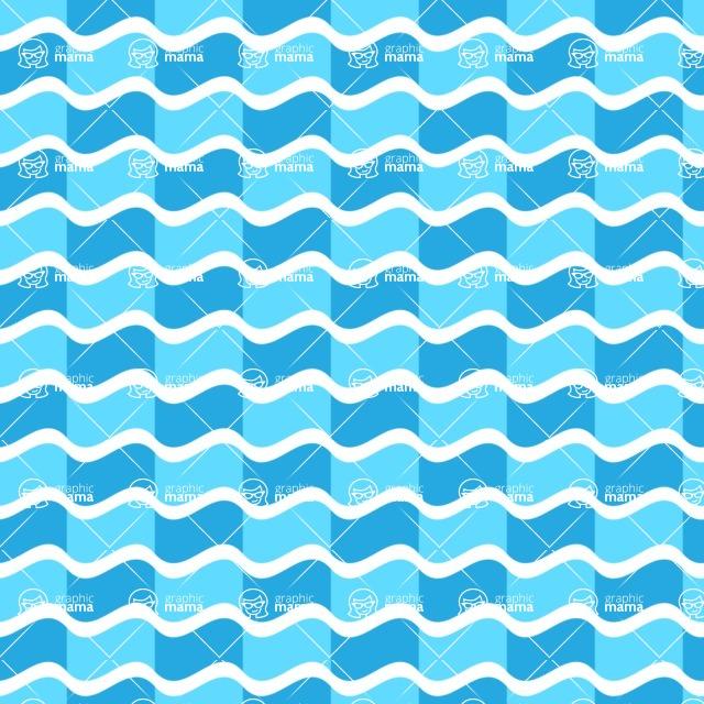 Seamless Pattern Designs Mega Bundle - Geometric Pattern 69