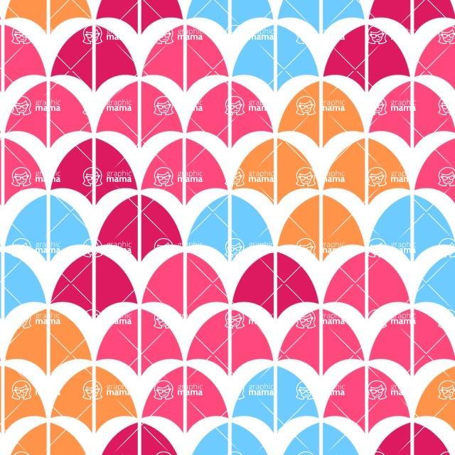 Seamless Pattern Designs Mega Bundle - Geometric Pattern 70