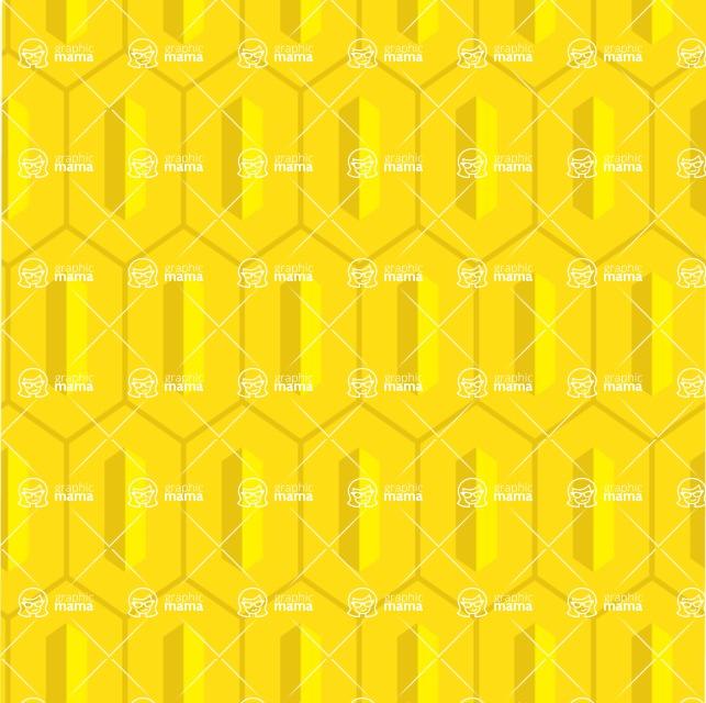 Seamless Pattern Designs Mega Bundle - Geometric Pattern 71
