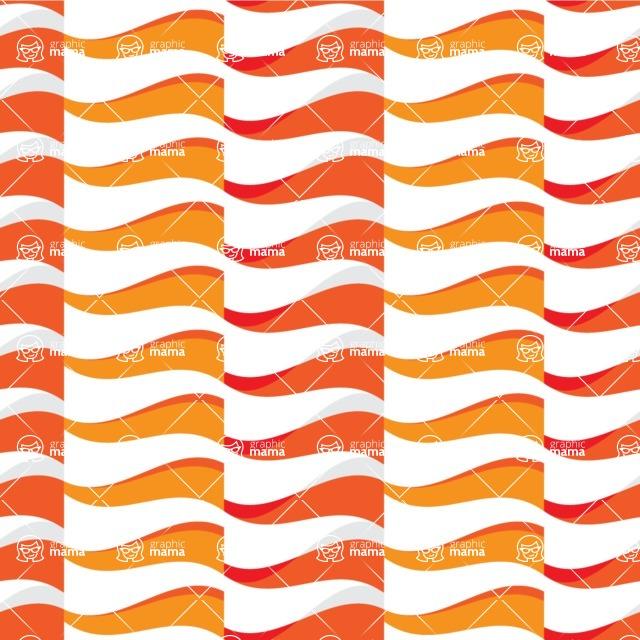 Seamless Pattern Designs Mega Bundle - Geometric Pattern 75
