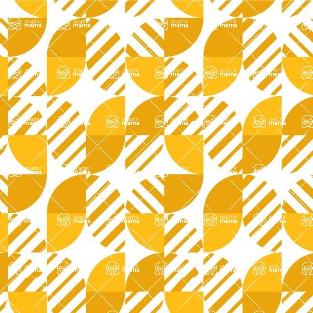 Seamless Pattern Designs Mega Bundle - Geometric Pattern 88