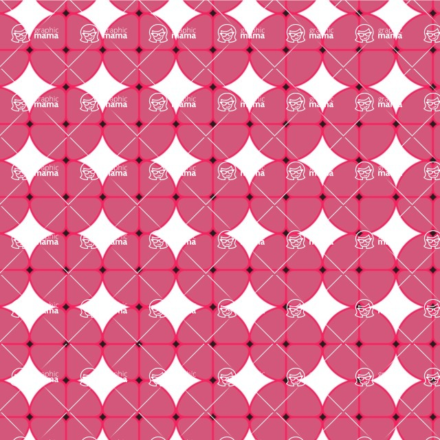 Seamless Pattern Designs Mega Bundle - Geometric Pattern 91