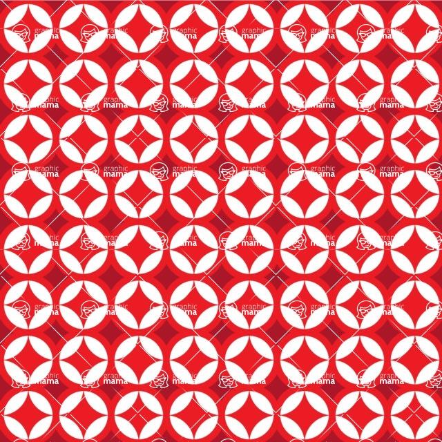 Seamless Pattern Designs Mega Bundle - Geometric Pattern 97