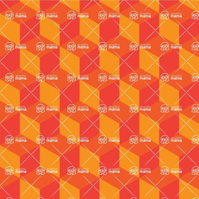Seamless Pattern Designs Mega Bundle - Geometric Pattern 101