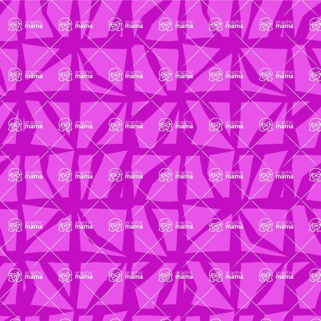 Seamless Pattern Designs Mega Bundle - Geometric Pattern 111