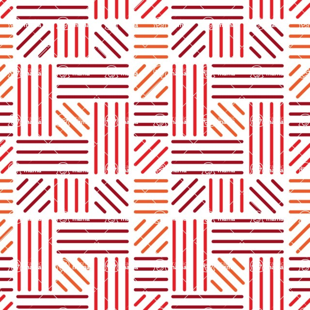 Seamless Pattern Designs Mega Bundle - Geometric Pattern 113