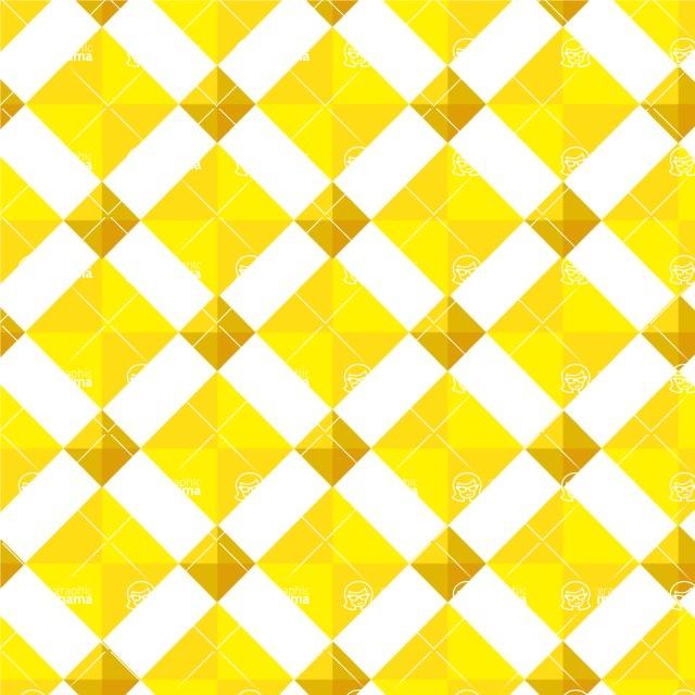 Seamless Pattern Designs Mega Bundle - Geometric Pattern 115