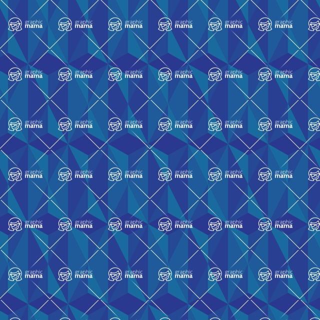 Seamless Pattern Designs Mega Bundle - Geometric Pattern 116
