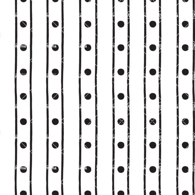 Seamless Pattern Designs Mega Bundle - Hand-drawn Pattern 19