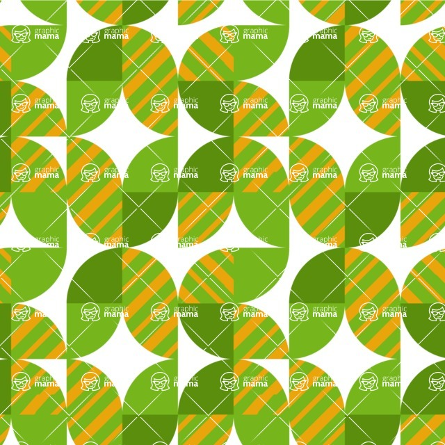 Seamless Pattern Designs Mega Bundle - Geometric Pattern 136
