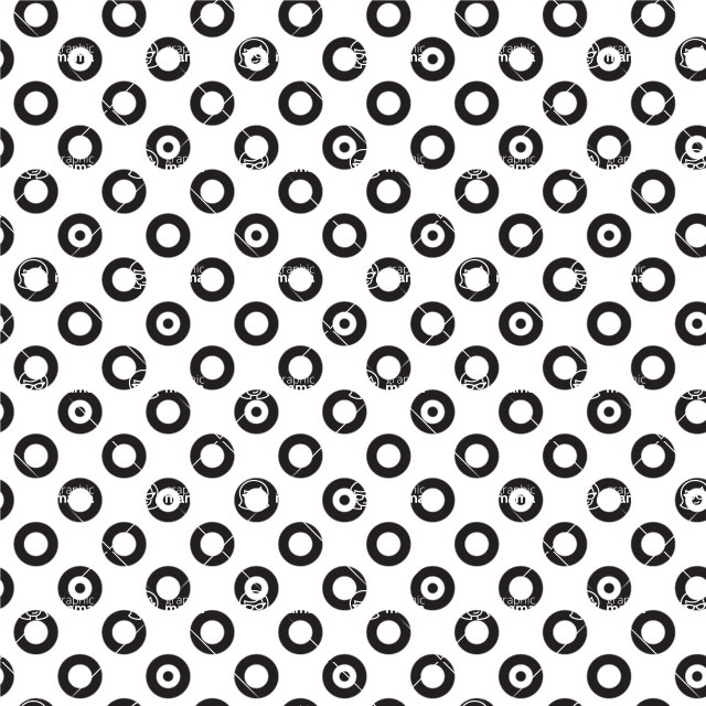 Seamless Pattern Designs Mega Bundle - Polka Dot Pattern 3