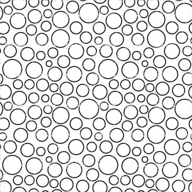 Seamless Pattern Designs Mega Bundle - Polka Dot Pattern 4