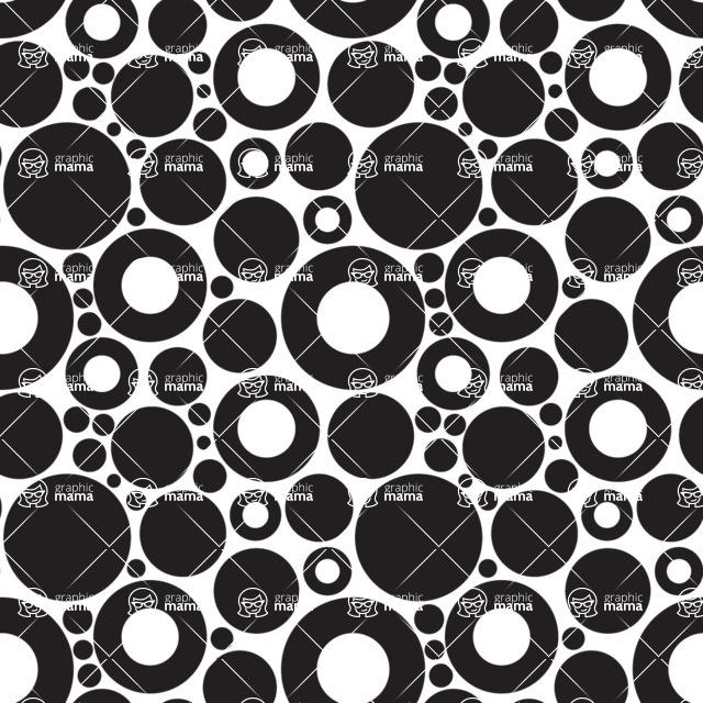 Seamless Pattern Designs Mega Bundle - Polka Dot Pattern 6