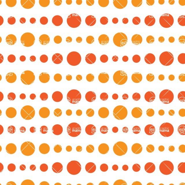 Seamless Pattern Designs Mega Bundle - Polka Dot Pattern 21