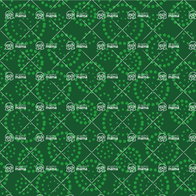 Seamless Pattern Designs Mega Bundle - Polka Dot Pattern 26
