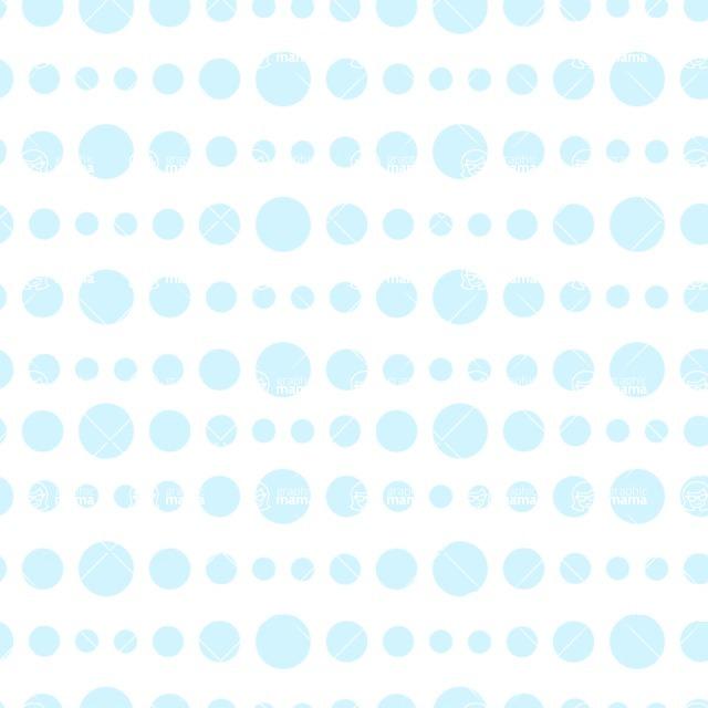 Seamless Pattern Designs Mega Bundle - Polka Dot Pattern 33